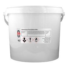 2,5 kg de amonio persulphate 98% (PCB etchant/etchant)