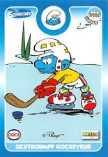 Card playing Cora The Smurfs 2013 No. 46