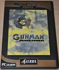 Gunman Chronicles - PC (2000) - 1st Class - Same Day Dispatch