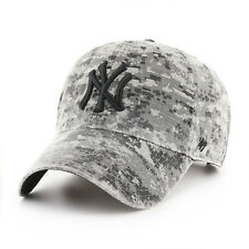 47 BRAND Ripstop Cap - Phalanx NY Yankees Grey digital Camo