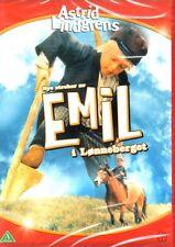 DVD Astrid Lindgren NORWEGISCH Nye streker Emil i Lonneberget, Michel Lönneberga