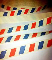 Zakka Grosgrain Cotton ribbon trim Retro sewing - 15 mm wide- by M