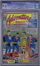 Adventure Comics #294 DC 1962 CGC 9.2 Marilyn Monroe,President Kennedy