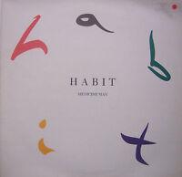 HABIT - Medicine Man - VINYL LP