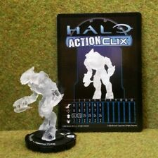 8) Halo ActionClix AC #1-5 MAJOR ELITE - PLASMA RIFLE & ACTIVE CAMO + Card. 2010