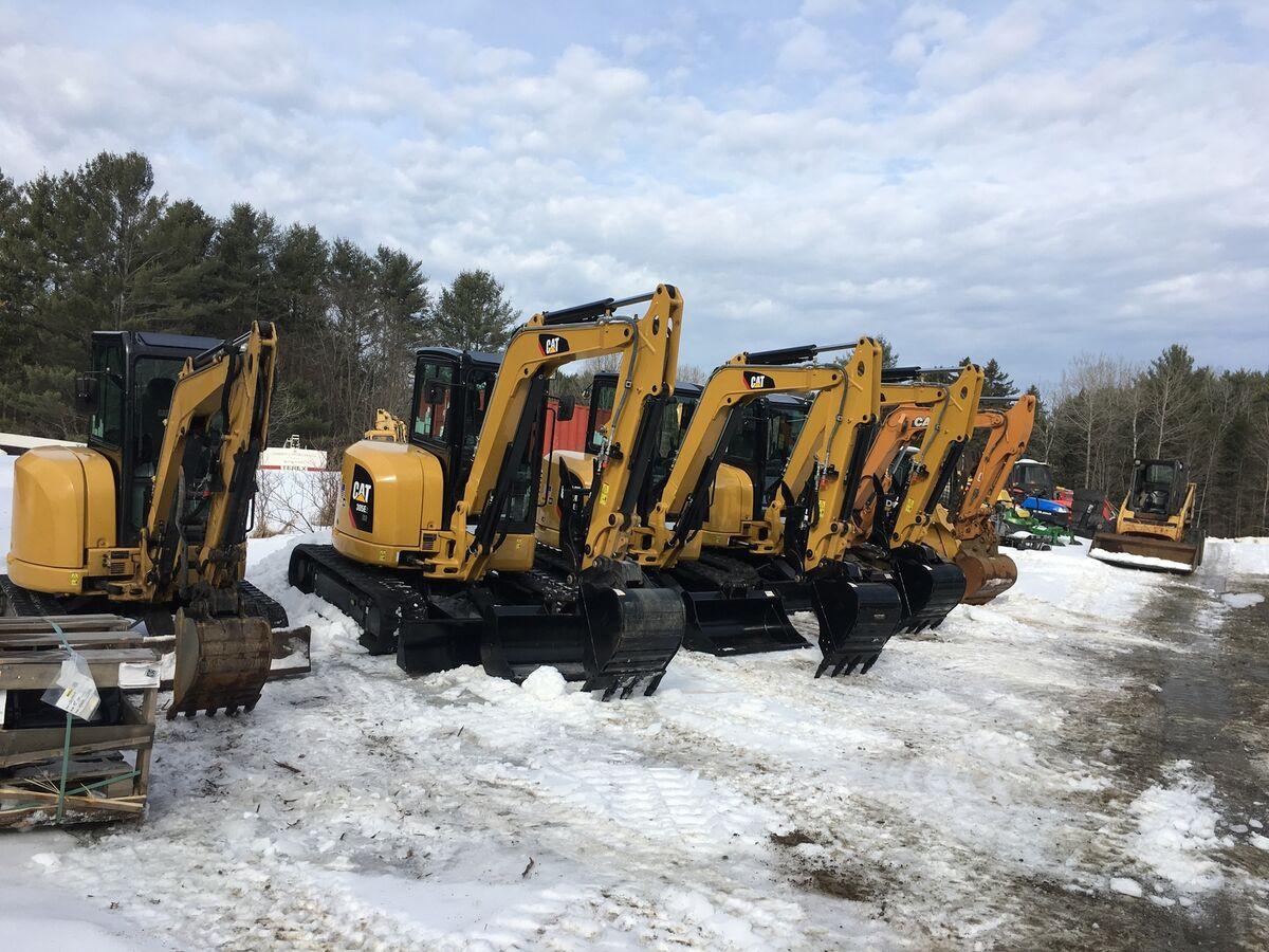 Dion Equipment Sales Inc
