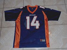 Team Nike Brian Griese Denver Broncos #14 NFL Football Jersey Junior Large