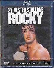 Blu-ray **ROCKY** con Sylvester Stallone nuovo 1977