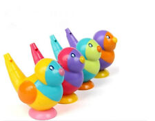1x 2-in-1 Whistle Baby Bath Collection Bath Toy Bird Water Whistles Gift