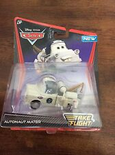 "DISNEY CARS AUTONAUT MATER ""TAKE FLIGHT"" SERIES NEW IN PACKAGE RETIRED VHTF!!!"