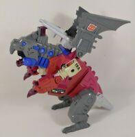 Vtg 1987 G1 Transformers GROTUSQUE 100% Complete Monsterbot