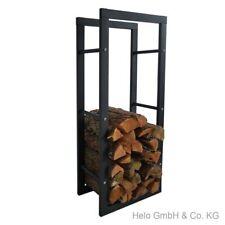 Feuerholzregal C3 Brennholzregal Kaminholzregal Metall Kaminholzständer 40x100cm
