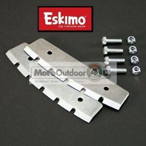 "28340 28345 Eskimo Quantum Power 8"" 10"" Replacement Ice Auger Blades"
