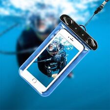 Waterproof Underwater Case Cover Bag Dry Pouch For iPhone Samsung LG Cell Phone