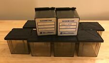 Bell & Howell Slide Cubes - Lot of 10 - Projector Slide Storage Cube/Boxes