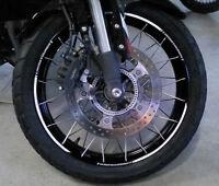 STRISCE ADESIVE per CERCHI compatibili per MOTO HONDA CROSSTOURER 1200 stickers