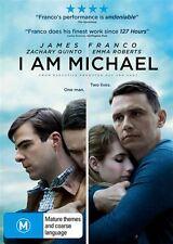 I am Michael - DVD Movie - James Franco Emma Roberts - Drama - NEW