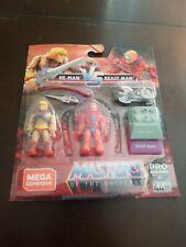 Mega Contrux Masters Of The Universe Pro Builders He-man Vs Beast Man