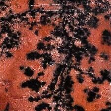 DENDRITIC RHODONITE rock slab