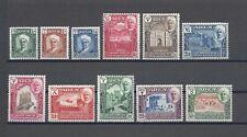 More details for aden/shir & mukalla 1942-46 sg 1/11 mnh cat £70
