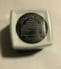 Signature Club A Hyaluronic Broad Spectrum SPF 30+ Day Cream 1oz Sealed NWOB