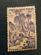 Afrique equatoriale française - 1947 Local Motives - paysage - arbre - neuf**