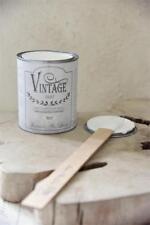 Jeanne d'Arc Living Vintage Paint Kreidefarbe 700 ml/23,6oz Chalk Natural White