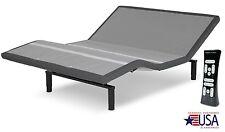 NEW 2017 QUEEN LEGGETT & PLATT SIMPLICITY 3.0 ADJUSTABLE BED**WITH DUAL MASSAGE