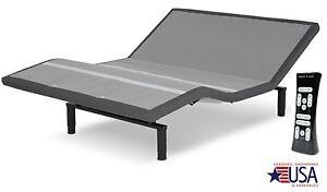 QUEEN LEGGETT & PLATT SIMPLICITY 3.0 ADJUSTABLE BED**WITH DUAL MASSAGE