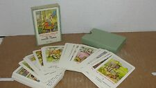 VINTAGE CARD GAME - FAIRY TALE FAMILIES #285 - MADE IN AUSTRIA