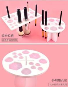 Toothbrush Makeup Brush Drying Rack Holder Storage Rack Pencil Organizer Stand