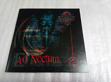 LIMBONIC ART (Nor) - Ad Noctum CD  FIRST PRESS