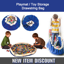NEW Lego Playmat & Toy Storage Drawstring Bag ( All-In-One ) Extra Large 150cm