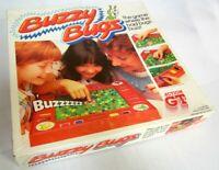 BUZZY BUGS ELECTRONIC GAME IDEAL CHRISTMAS FUN RARE VINTAGE 1984 AGE 4+