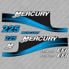 mercury 225 efi decals | eBay