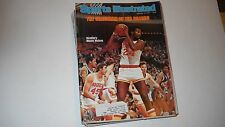 Moses Malone & Houston Rockets -Sports illustrated 2/19/1979