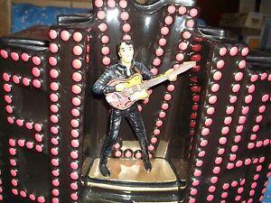 Vandor Elvis Presley 1968 Comeback Special Cookie Jar  Numbered  1796