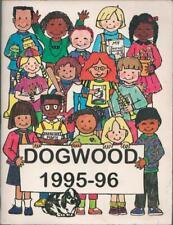 1995-1996 DOGWOOD ELEMENTARY SCHOOL RESTON VIRGINIA YEAR BOOK VERY GOOD  COND