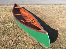 1967 Old Town Light Weight Model Canoe 15' wood Great Condition!