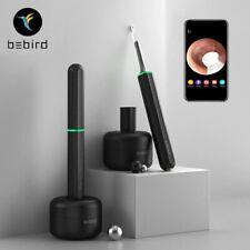 BEBIRD X17 Ear Endoscope Wax Removal Tool Wireless Otoscope Ear Cleaner 1080P