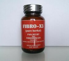 FIBRO-X3 Pain Relief for Fibromyalgia Headache Fatigue Muscle Arthritis Joint