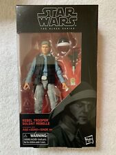 "Star Wars Black Series 6"" REBEL TROOPER #69 - MISB"