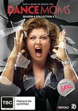 DANCE MOMS - SEASON 4 COLLECTION 2 - DVD - UK Compatible - New & sealed