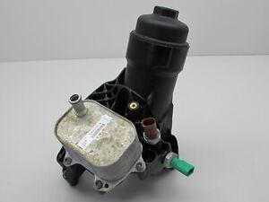 03N115389H Ölfiltergehäuse 2,0 TDI CNH CSU Audi A4 8K A5 8F 8T A6 4G Q5 8R Orig.