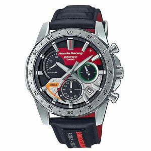 CASIO EDIFICE EQS-930HR-1A Honda Racing 60th Anniversary RC162 Limited Watch