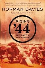 Rising '44: The Battle for Warsaw, Davies, Norman, Good Book