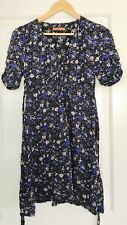 PRINCESS HIGHWAY WOMENS DRESS FLORAL PRINT RAYON KNEE LENGHT SZ 8