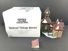 Dept 56 Dickens Village Series The Old Camden Town Church 58346 *No Light*