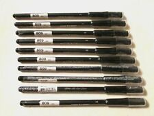 10 HARD CANDY SOY #809 BLACK TAKE ME OUT LINER + SHARPENER LOT OF 10 FREE SHIP