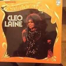 Spotlight On Cleo Laine Double Vynl Lp